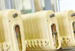 stampaggio poliuretano espanso